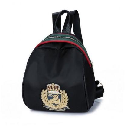 JOM KELLY Stylo Woman Backpack with Bear Logo