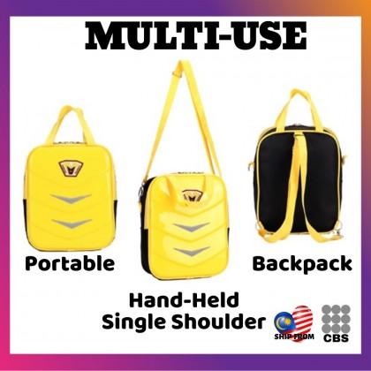 JOM KELLY 2BAG SET Primary school students 2 - 6 grade waterproof Trolley school bag