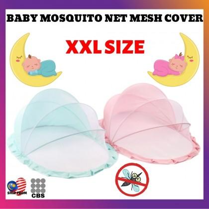JOM KELLY XXL Baby Mosquito Net Mesh Cover Kelambu Baby